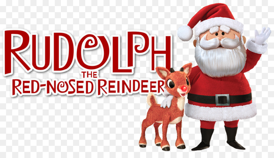 Rudolph the red nosed reindeer and santa sounds