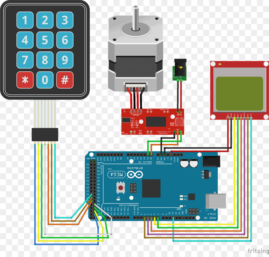 Prime Microcontroller Arduino Stepper Motor Wiring Circuit Diagram Wiring Digital Resources Honesemecshebarightsorg