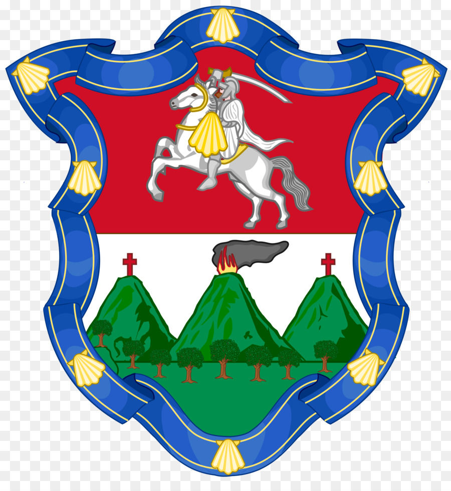 Guatemala City Suchitepquez Department Coat Of Arms Emblem Of