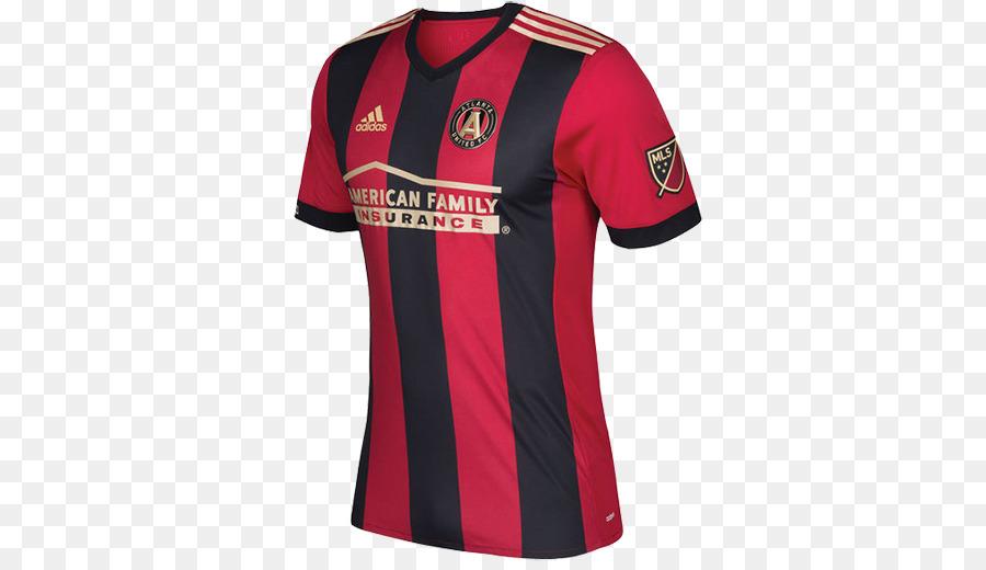 33e432597 Atlanta United FC T-shirt 2017 Major League Soccer season 2018 Major ...