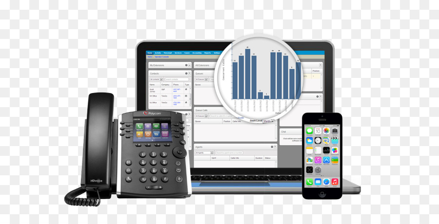 Business Telephone System Telephony png download - 671*447 - Free