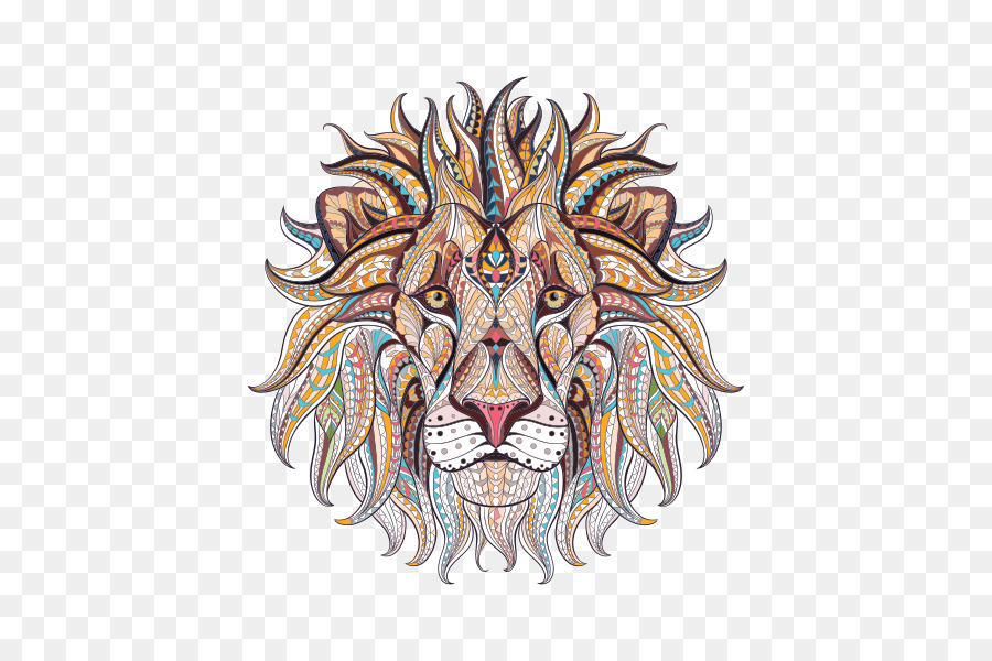 Animal Coloring Book For Adults Lion App Store