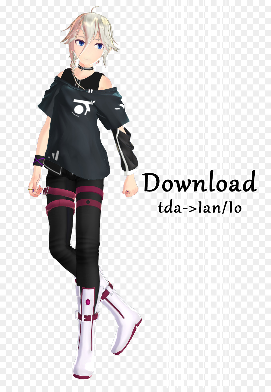 Vocaloid Clothing png download - 872*1287 - Free Transparent