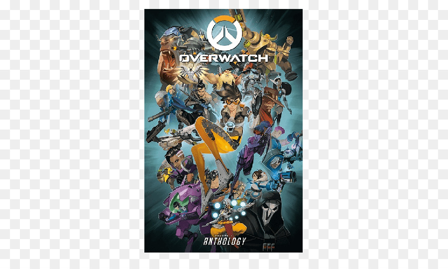 Overwatch Anthology Volume 1 The Art Of Limited Edition Hardcover Book