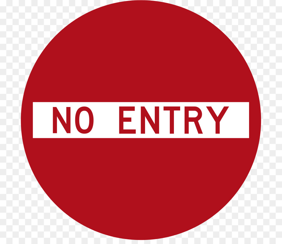 No Entry Sign png download - 768*768 - Free Transparent