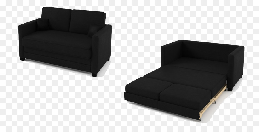 Sofa Bed Futon Couch Furniture Armchair Plan Png Download 1280