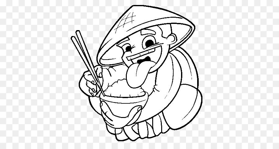 Boyama Kitabı Mandala çin Kase çizim Pirinç Kulak Png Indir 600