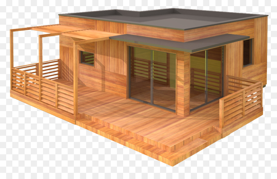 Log cabin Lumber Deck Abri de jardin Wood - chalet png download ...