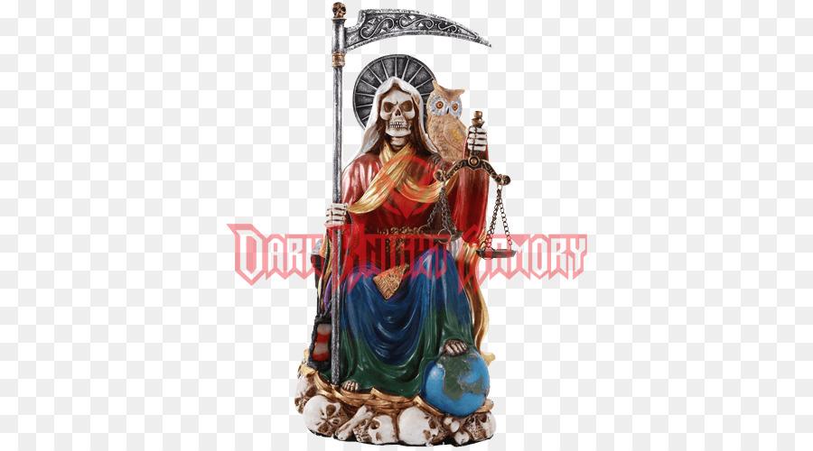 Santa Muerte Kematian Agama Meksiko Patung - Santa muerte