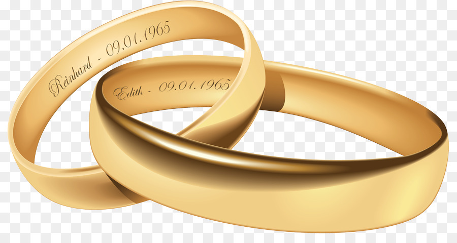 Wedding Ring Clip Art Hochzeit Png Download 872 462 Free