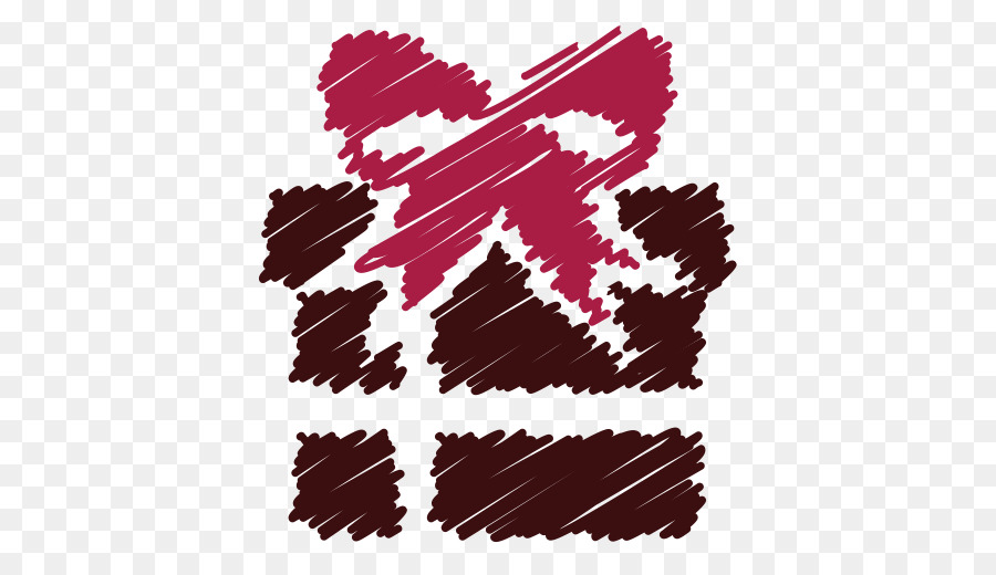 gift christmas computer icons hand drawn box png download 512