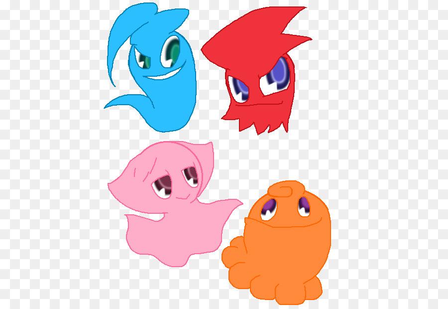 Pac-Man Fantasmas Dibujo de Video juego - otros png dibujo ...