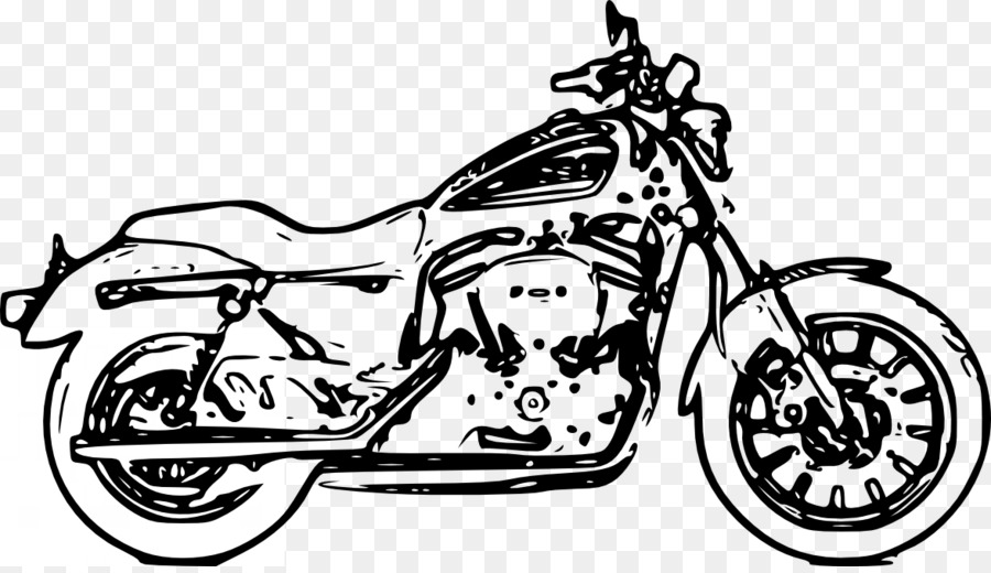 Harley Davidson Suzuki Triumph Motorcycles Ltd Drawing
