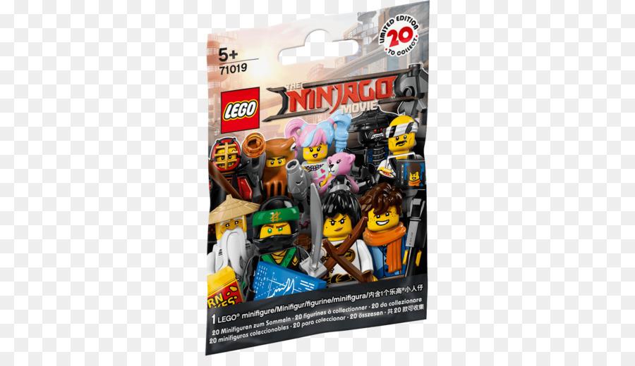Lego 71019 Figurines Sac Ninjago Film Le jqSzVpLUMG