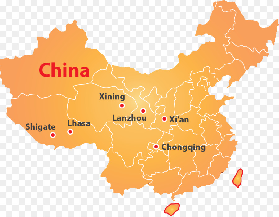 Lhasa China Map.Wenling Lhasa Provinces Of China Map Map Png Download 1037 803