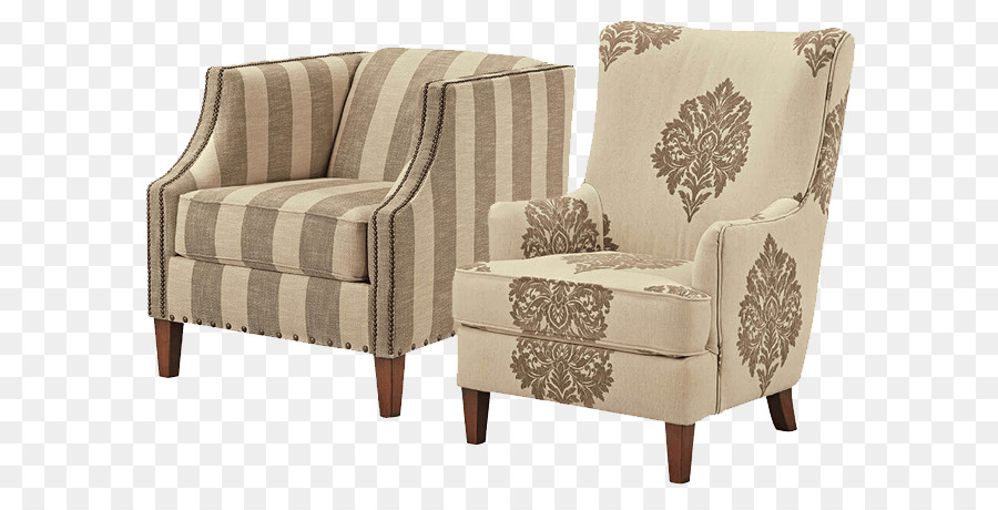 Loveseat Club Chair Slipcover Couch Ashley Furniture Png 670 444 Free Transpa