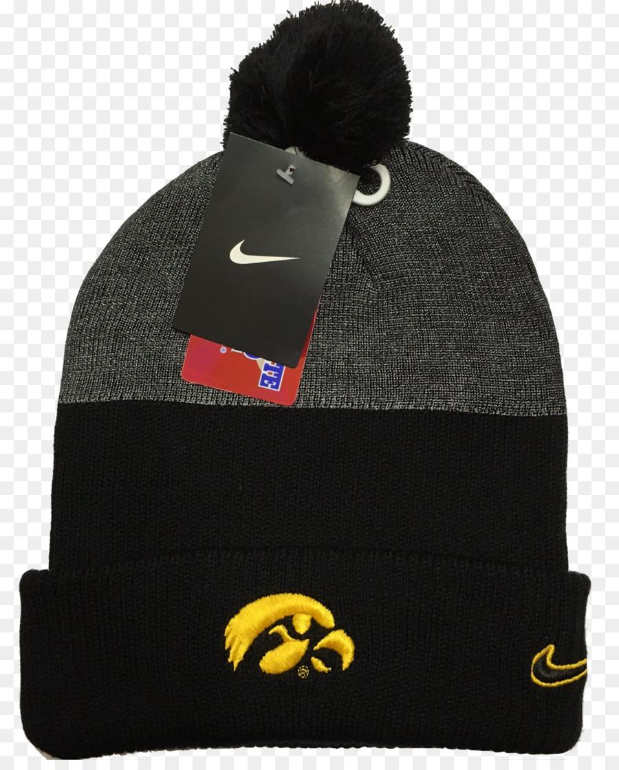 Gorro de punto cap gorra de Béisbol de la Universidad de Iowa Pom ...