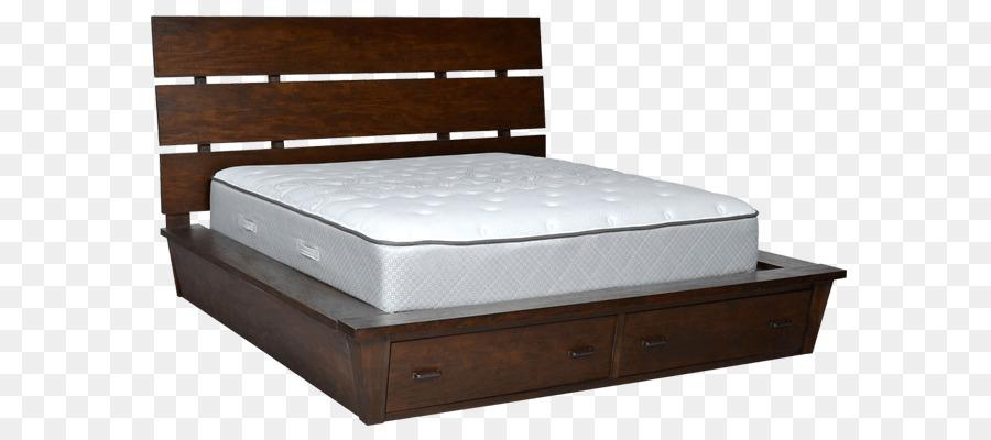 Platform bed Bed frame Headboard California - King Size Bed png ...