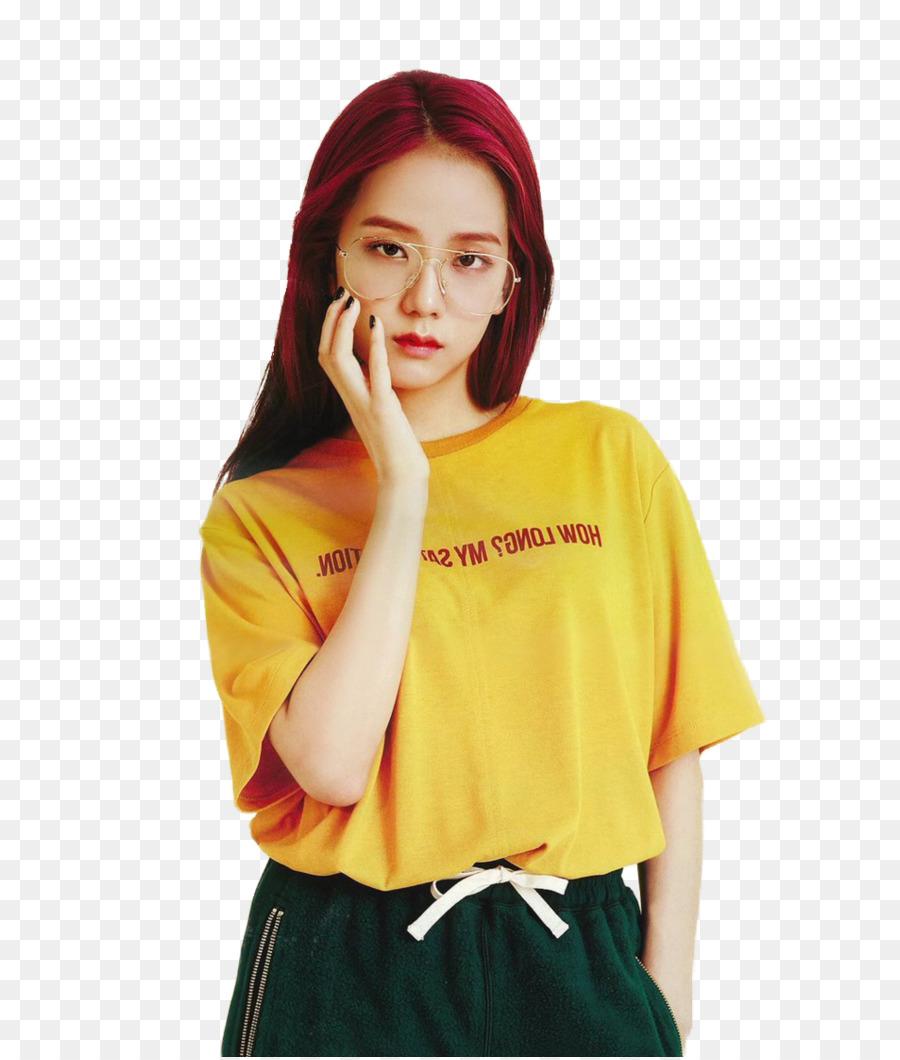 Jisoo Blackpink Nylon K Pop Korean Idol Kim Png Download 755