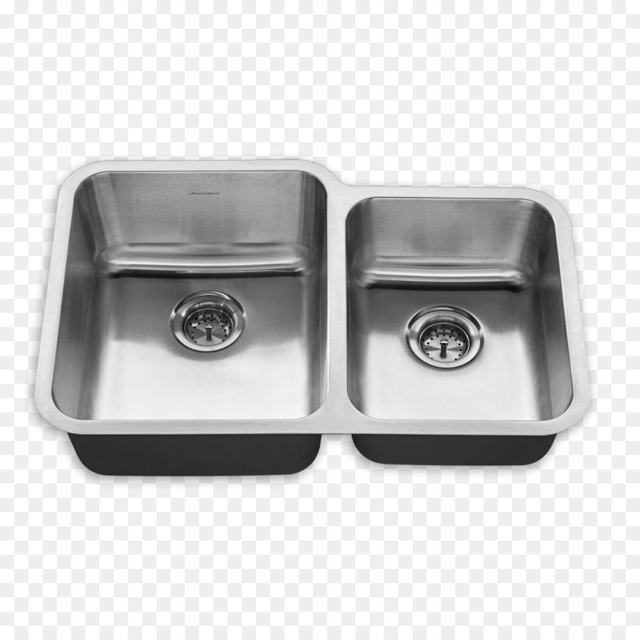 kitchen sink American Standard Brands kitchen sink Drain - sink png ...
