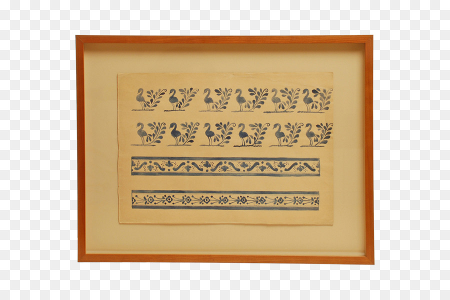 Uriarte Talavera Talavera Pottery Drawing Paper Picture Frames