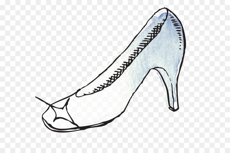Canidae Perro Blanco Patrón - Zapatos De Cristal png dibujo ...