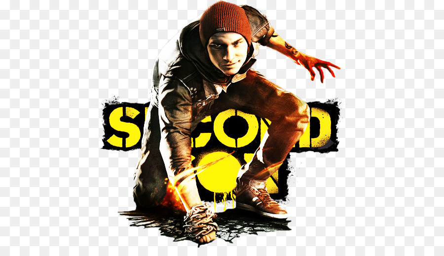 Infamous Second Son Dock Computer Icons Fiction Character Infamous