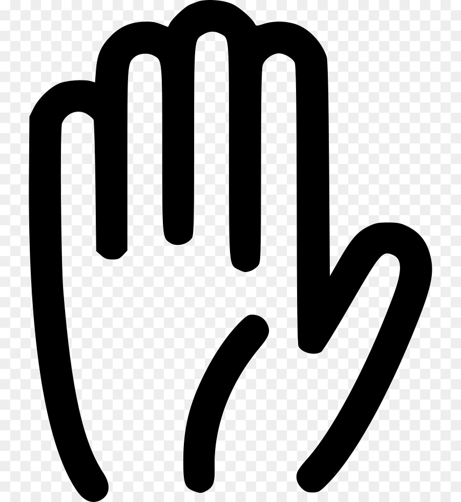 Finger Computer Icons High Five Gesture Hand Palm Png Download