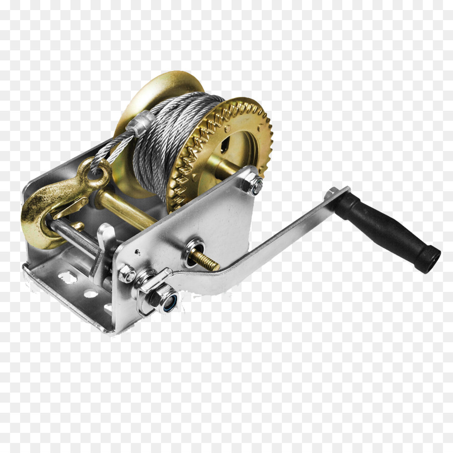 Winch Seilzug Windlass Wire rope Pulley - Power Tools png download ...
