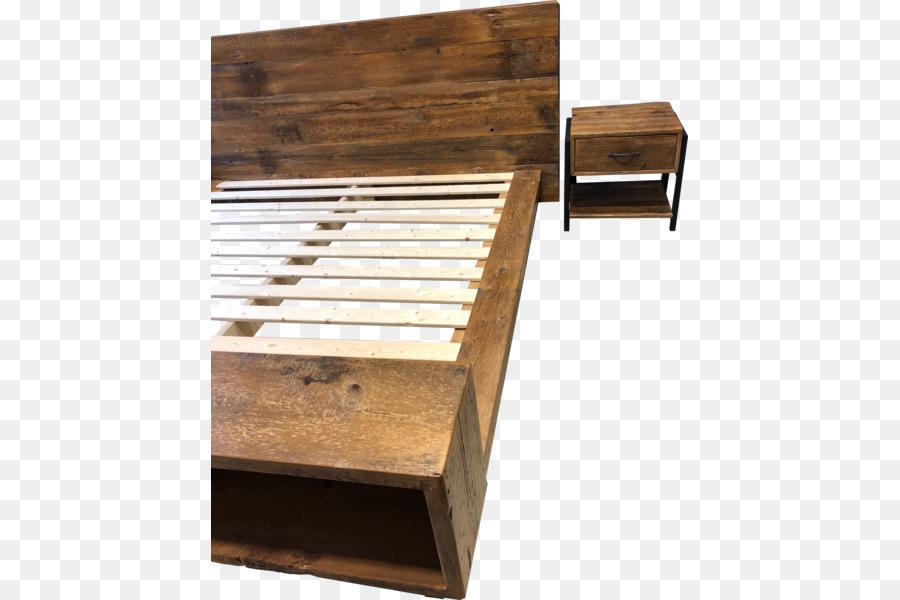 Mesa armazón de la Cama, cama de Plataforma de madera Reciclada ...