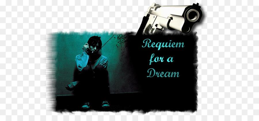 Requiem For Brand >> Poster Brand Requiem For A Dream Requiem For A Dream Png Download