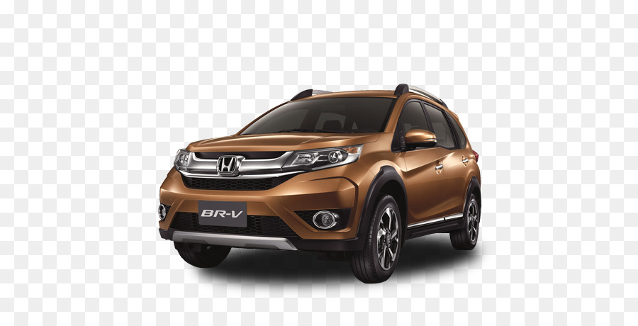 Honda Br V Car Honda Mobilio Honda City Honda Brv Png Download