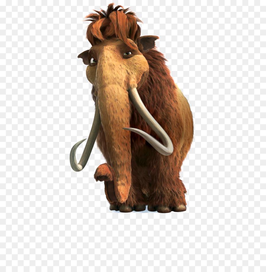 ellie sid scrat manfred ice age - dinosaur era png download - 450
