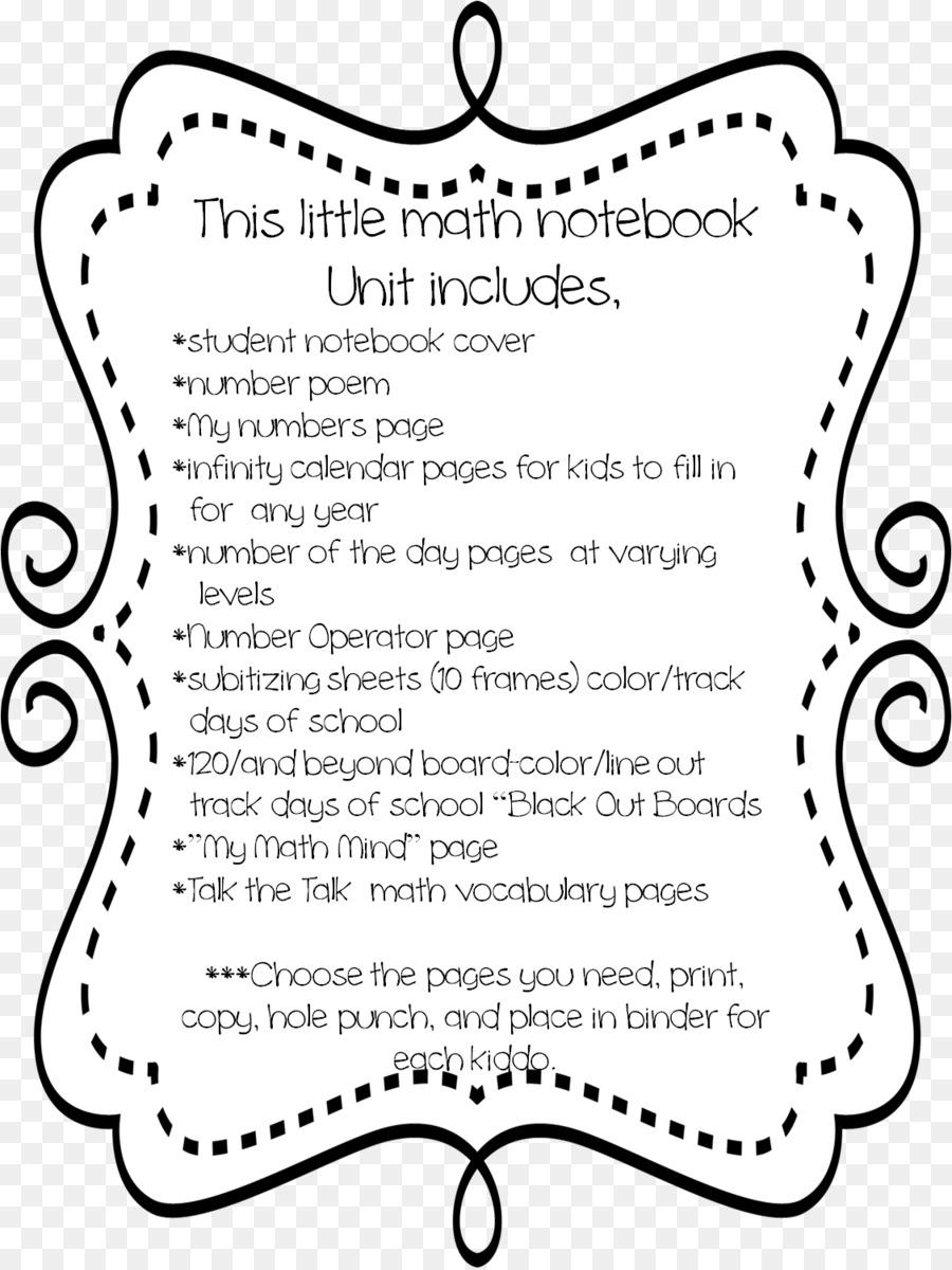 Mathematics Kindergarten Poetry Number First grade - Mathematics png ...