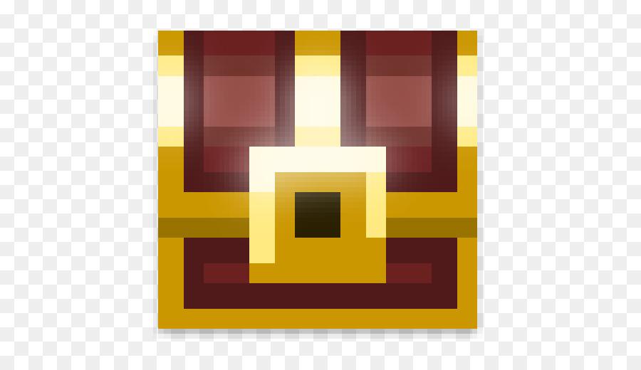 Pixel Dungeon Yellow png download - 512*512 - Free