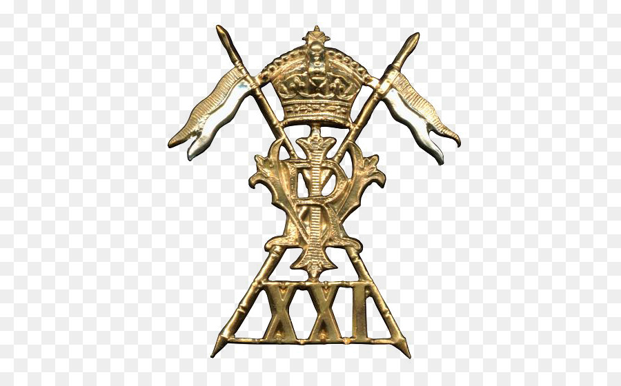 17th21st Lancers Cap Badge Cavalry Regiments Of The British Army