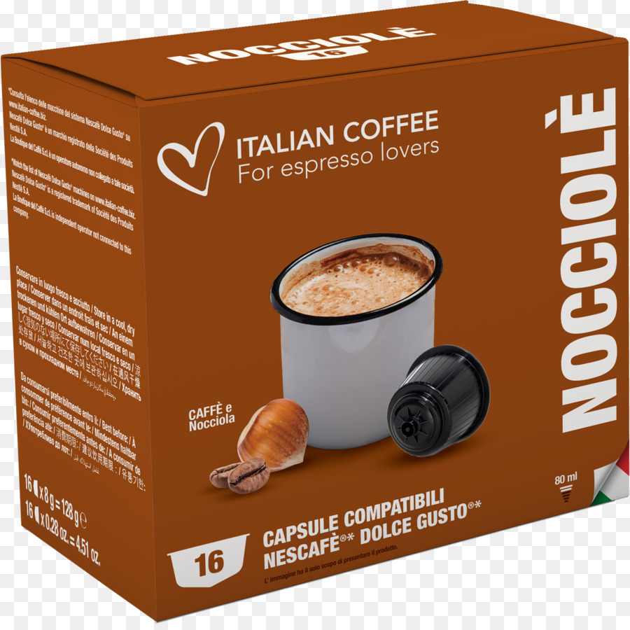 Dolce Gusto Café Espresso de la cocina italiana de Café Americano ...