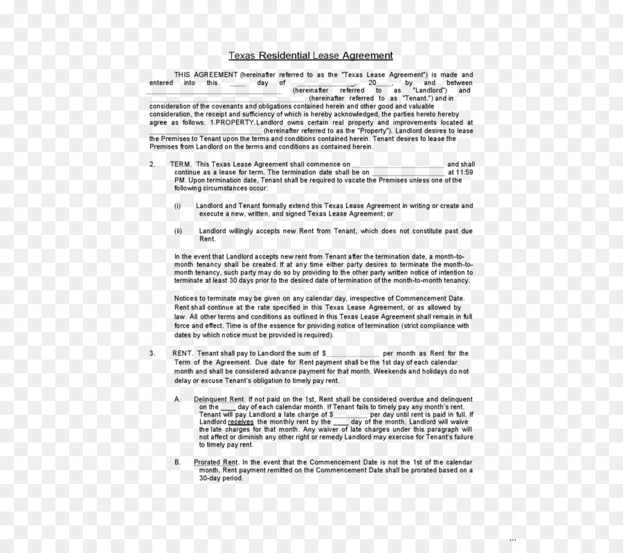 Rental Agreement Lease Renting Contract House House Png Download