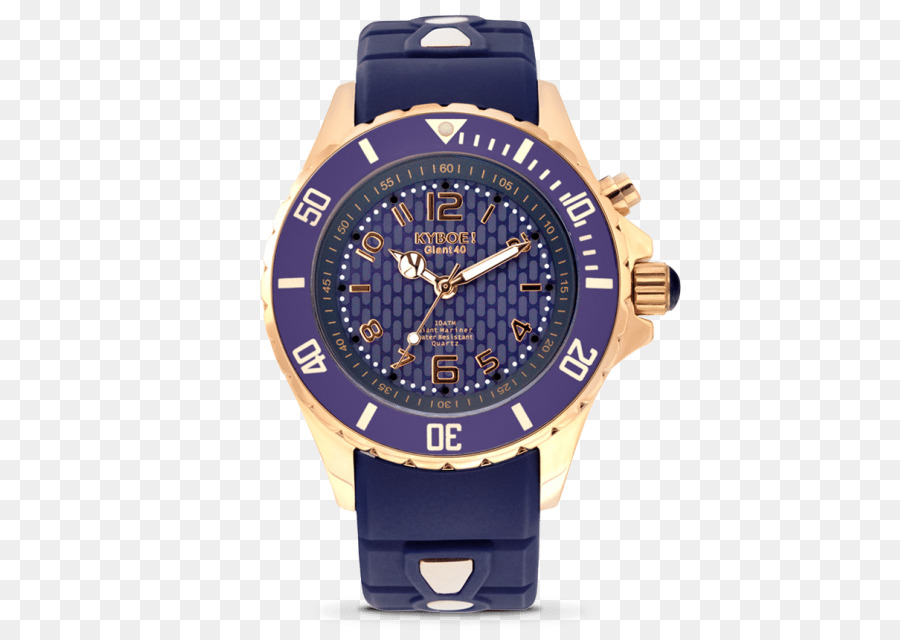 Kyboe Diving watch Seiko Zenith - Watch Parts png download