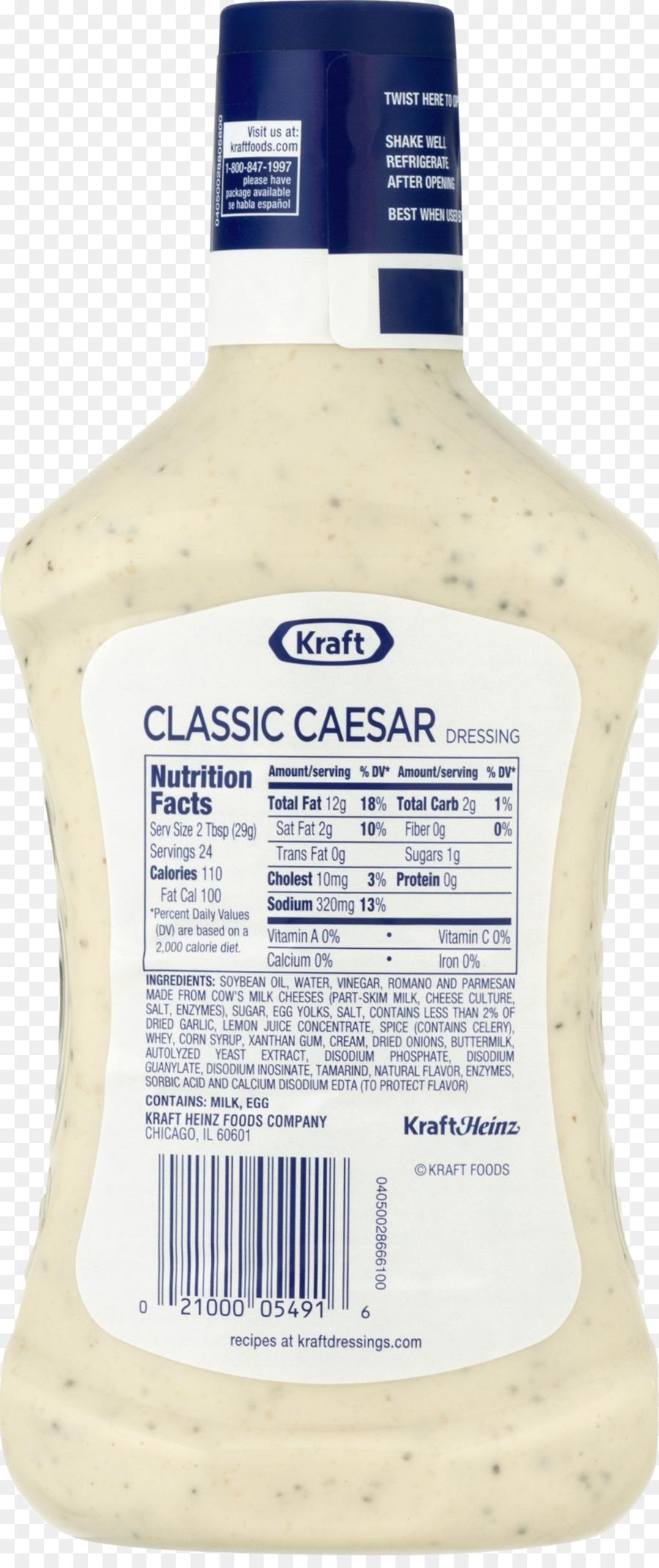 Caesar Salad Kraft Foods Salad Dressing Others Png Download 1060