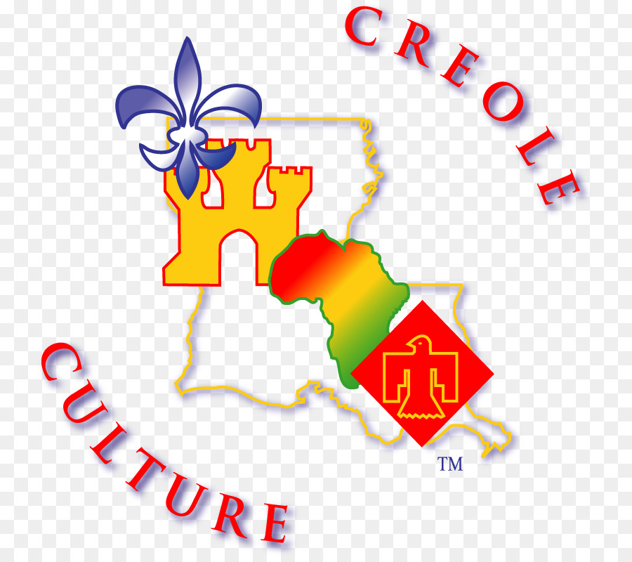 Louisiana Creole People Creole Peoples Symbol Symbol Png Download