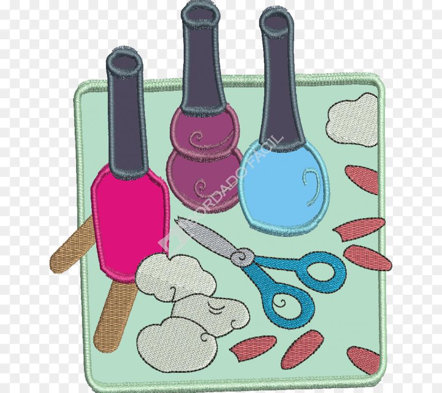 Manicura Dibujo de la Uña de la Mano de maquillaje - Uñas Formatos ...