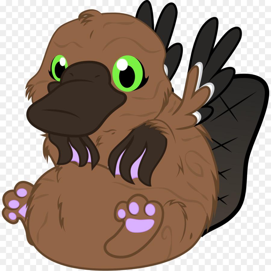 platypus beaver duck mammal snout cartoon platypus png download Honey Badger Platypus platypus, beaver, duck, mammal, cartoon png