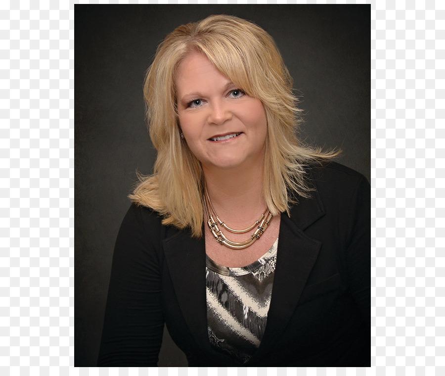 Denise Burggraff State Farm Insurance Agent Blonde Lange Haare Pony