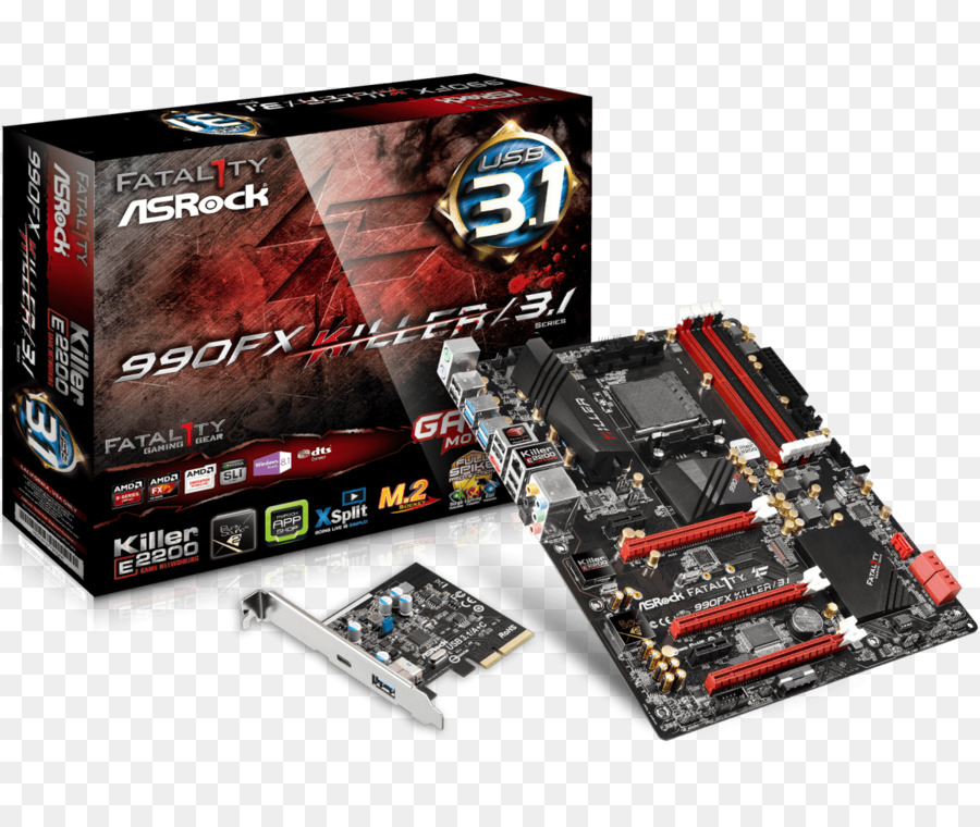 Graphics Cards Video Adapters ASROCK FATAL1TY 990FX KILLER 31 AMD AM3 ATX XFire SLI USB Card M2 140W CPU Support Motherboard