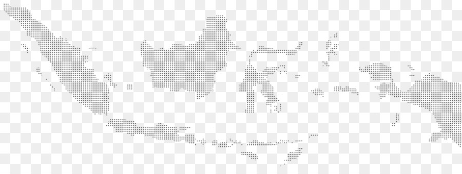 Indonesia Vector Map - Dotted Map png download - 1280*470 - Free ...