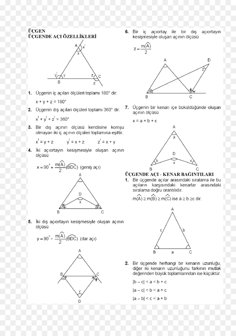 Equilateral Triangle png download - 1653*2339 - Free