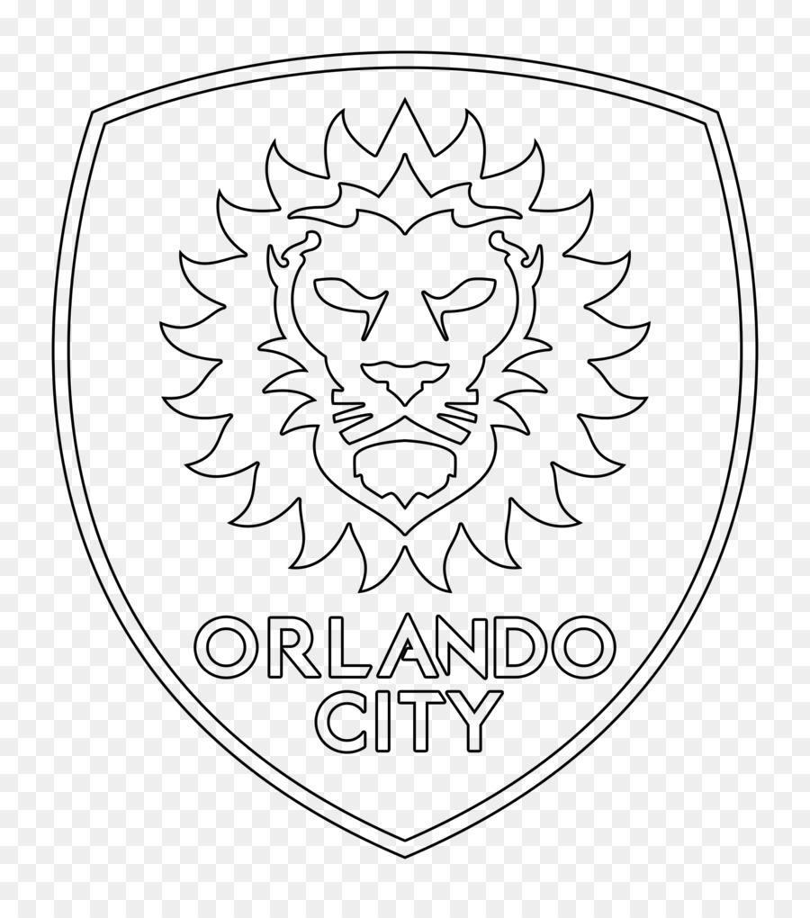 Orlando City SC MLS libro para Colorear de Fútbol de Dibujo - fútbol ...
