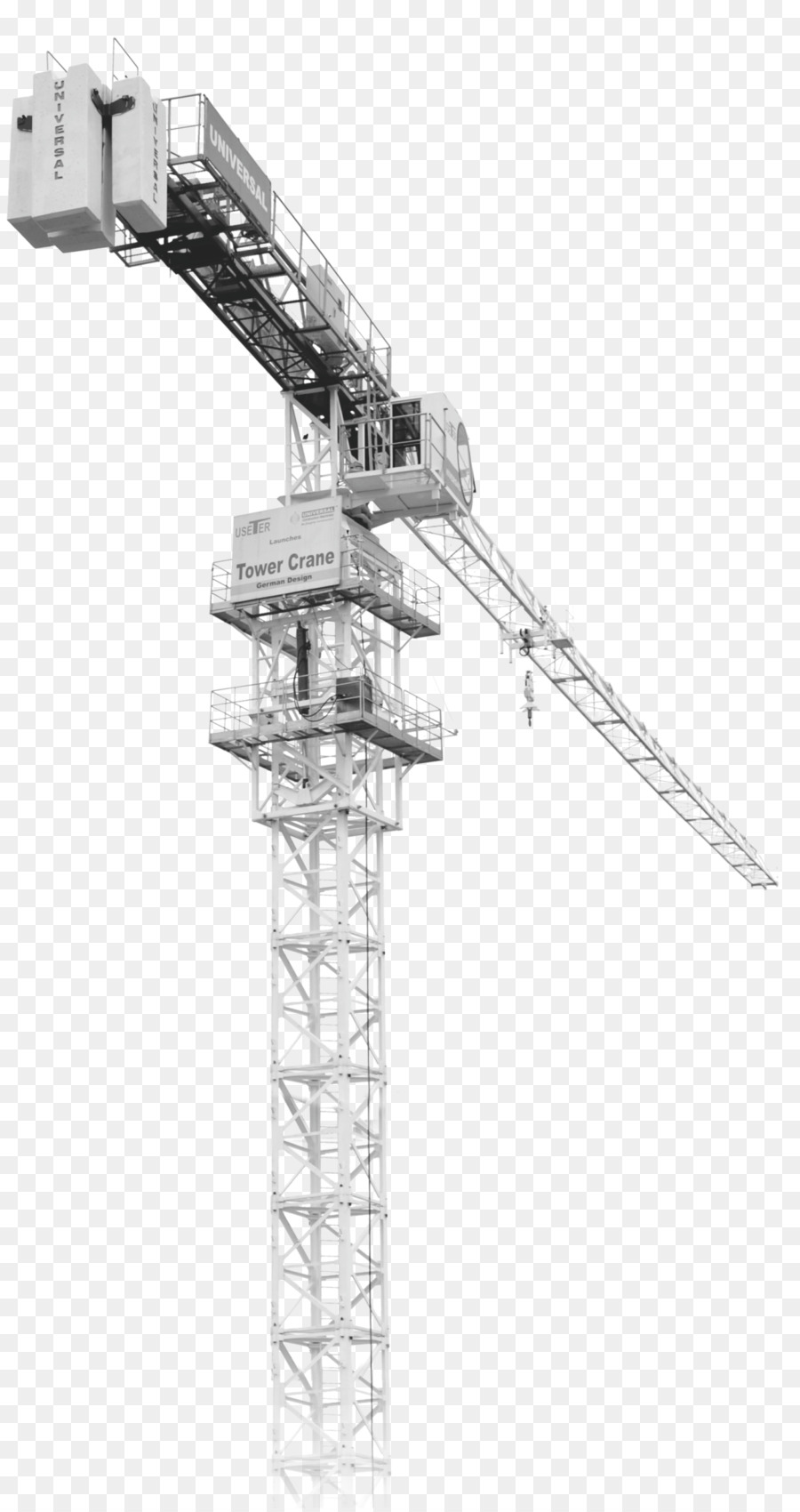 Crane Structure png download - 1193*2249 - Free Transparent Crane