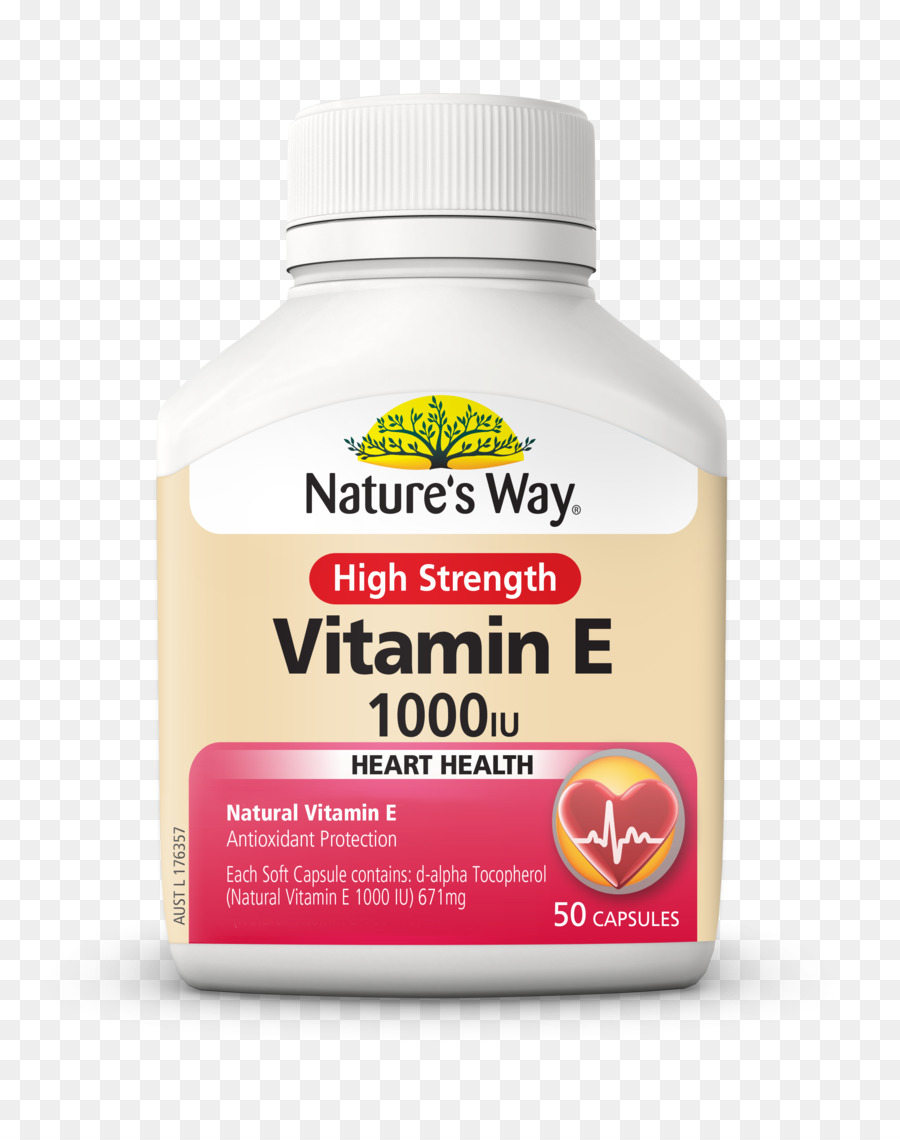 Dietary Supplement Vitamin E Capsule Health Health Png Download